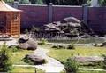 Японский садик - часто используемая форма альпийской горки (каменистого садика), в которой присутствуют минимализм и лаконичность
