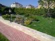 Садовая дорожка из тротуарной плитки (цветная бетонная: розовая, красноватая, кирпичного цвета) - 101