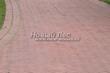 Садовая дорожка из тротуарной плитки (цветная бетонная: розовая, красноватая, кирпичного цвета) - 105