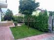 Садовая дорожка из тротуарной плитки (цветная бетонная: розовая, красноватая, кирпичного цвета) - 111