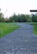 Садовая дорожка из бетона (темная серая тротуарная плитка) - 102