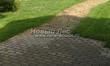 Садовая дорожка из бетона (темная серая тротуарная плитка) - 141