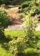Садовая дорожка из бетона (темная серая тротуарная плитка) - 155