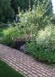 Садовая дорожка из бетона (темная серая тротуарная плитка) - 159