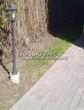 Бетонная садовая дорожка (светлая тротуарная плитка, брусчатка) - 105