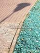 Садовая дорожка из бручатки (бетон, отлив под старину) - 104