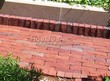 Садовая дорожка из клинкерного кирпича - 102