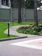 Садовая дорожка из керамической плитки - 101