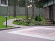 Садовая дорожка из керамической плитки - 102