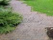 Садовая дорожка из гранитной брусчатки - 103