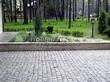 Садовая дорожка из гранитной брусчатки - 108