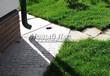 Садовая дорожка из гранитной брусчатки - 114