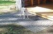 Садовая дорожка из гранитной брусчатки - 117
