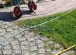 Садовая дорожка из гранитной брусчатки - 119