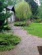 Садовая дорожка из гранитной брусчатки - 123