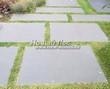 Садовая дорожка из гранита (гранитные плиты, слэбы) - 101