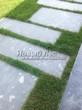 Садовая дорожка из гранита (гранитные плиты, слэбы) - 102