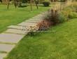 Садовая дорожка из гранита (гранитные плиты, слэбы) - 107