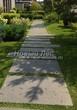 Садовая дорожка из гранита (гранитные плиты, слэбы) - 109