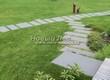 Садовая дорожка из гранита (гранитные плиты, слэбы) - 112