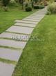 Садовая дорожка из гранита (гранитные плиты, слэбы) - 113