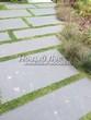 Садовая дорожка из гранита (гранитные плиты, слэбы) - 114