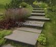Садовая дорожка из гранита (гранитные плиты, слэбы) - 115