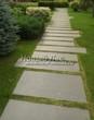 Садовая дорожка из гранита (гранитные плиты, слэбы) - 121