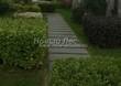 Садовая дорожка из гранита (гранитные плиты, слэбы) - 124