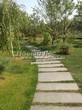 Садовая дорожка из гранита (гранитные плиты, слэбы) - 125