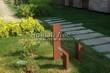 Садовая дорожка из гранита (гранитные плиты, слэбы) - 127