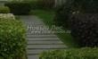 Садовая дорожка из гранита (гранитные плиты, слэбы) - 129