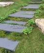 Садовая дорожка из гранита (гранитные плиты, слэбы) - 133