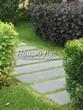 Садовая дорожка из гранита (гранитные плиты, слэбы) - 134