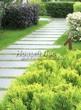 Садовая дорожка из гранита (гранитные плиты, слэбы) - 138