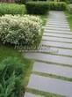 Садовая дорожка из гранита (гранитные плиты, слэбы) - 139
