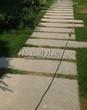 Садовая дорожка из гранита (гранитные плиты, слэбы) - 141