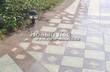 Садовая дорожка из гранитной плитки - 101