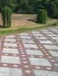 Садовая дорожка из гранитной плитки - 102