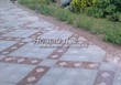 Садовая дорожка из гранитной плитки - 105