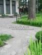 Садовая дорожка из плитняка (швы заделаны цементом) - 114