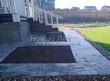 Садовая дорожка из плитняка (швы заделаны цементом) - 118