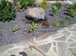 Садовая дорожка из плитняка (швы заделаны цементом) - 130