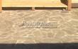 Садовая дорожка из плитняка (швы заделаны цементом) - 131