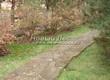 Садовая дорожка из плитняка (швы заделаны цементом) - 142