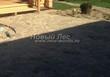 Садовая дорожка из плитняка (швы заделаны цементом) - 157