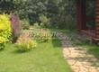 Садовая дорожка из плитняка (камень-пластушка, швы с травой) - 134