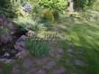 Садовая дорожка из плитняка (камень-пластушка, швы с травой) - 171