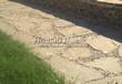 Садовая дорожка из песчаника (швы отсыпаны гравием) - 103