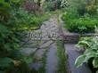 Садовая дорожка из песчаника-пластушки (швы без наполнения) - 119
